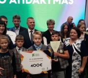 2018 žaidynių apdovanojimai