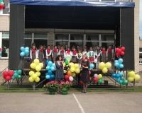 Mokyklos gimtadienis 5 metai