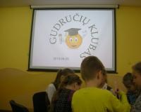 Gudručių klubas 2015