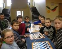 Rajoninės šaškių varžybos