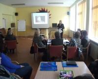Projekto grupės seminaras kolegoms